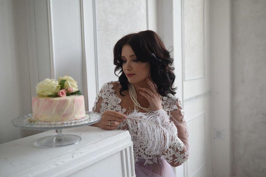 Фото 14584736 в коллекции Свадебные - Mary сake - кондитерская