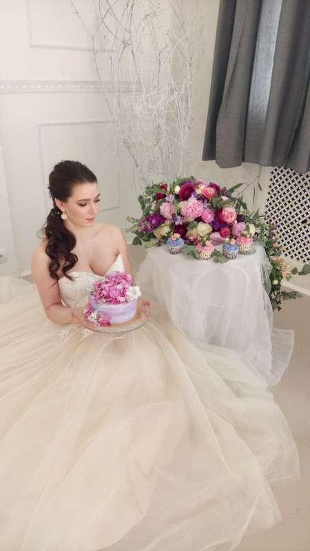 Фото 14584738 в коллекции Свадебные - Mary сake - кондитерская