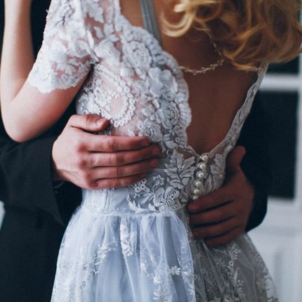 Дистанционный пошив платья