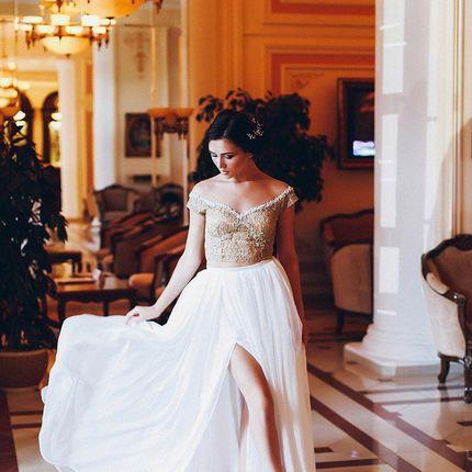 Пошив платья для невесты