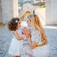 Семейная съемка в Италии