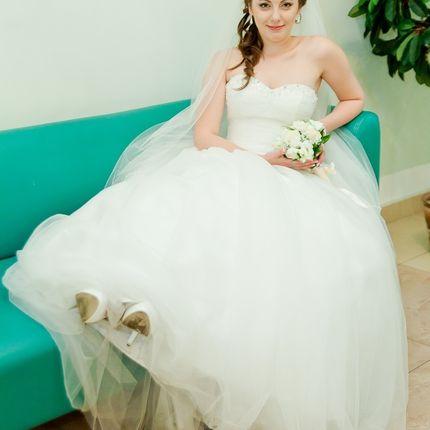 """Свадебное платье """"Принцесса"""""""