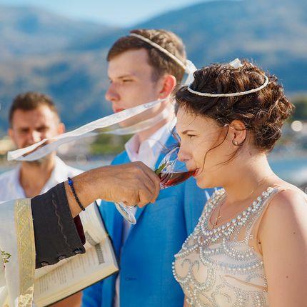 Организация православного венчания на Крите