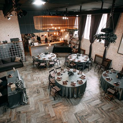 Аренда лофта Chalfel Home - банкетный зал