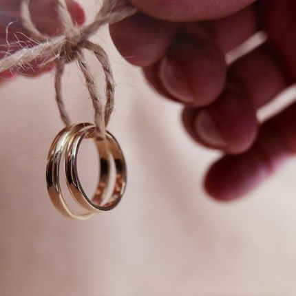 Мастер-класс кольца из желтого или розового золота 585 пробы