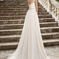 Нежное, красивое свадебное платье Lussano,размер 44-48, платье на корсете цена 18900р вместо 42 000