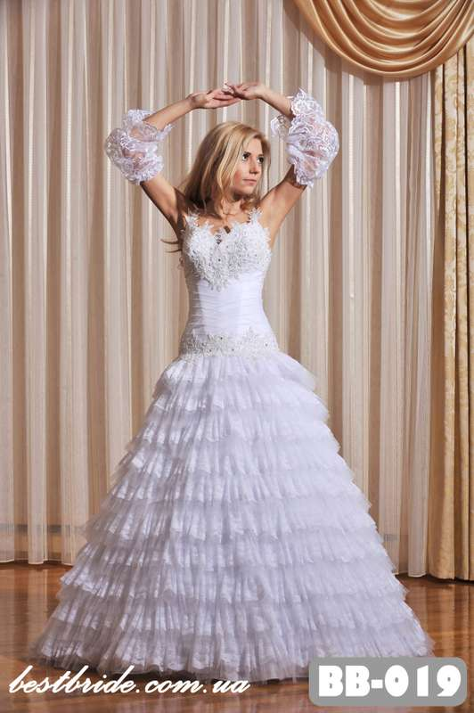 """Фото 860443 в коллекции Свадебные платья в наличии более 150 моделей!!! - Свадебное агентство """"Эксклюзив"""""""
