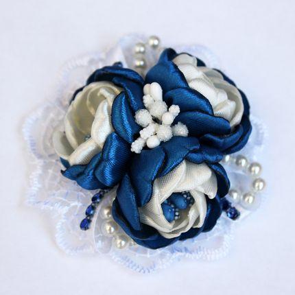 Браслет подружкам невесты в цвете свадьбы, цена за 1 шт