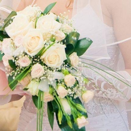 """Букет невесты """"Мелодия цветов"""""""