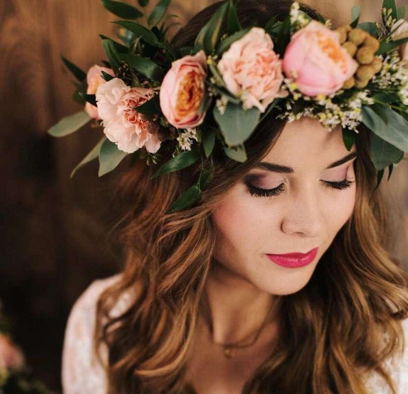 Фото 14637790 в коллекции Визажист свадебный стилист - Стилист-визажист Екатерина Арехчеффа