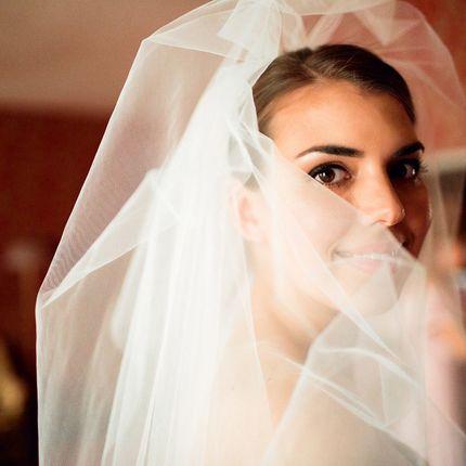 Свадебный макияж в студии