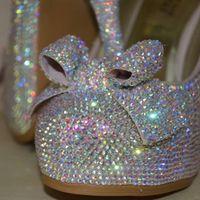 Авторская свадебная и выпускная обувь ручной работы