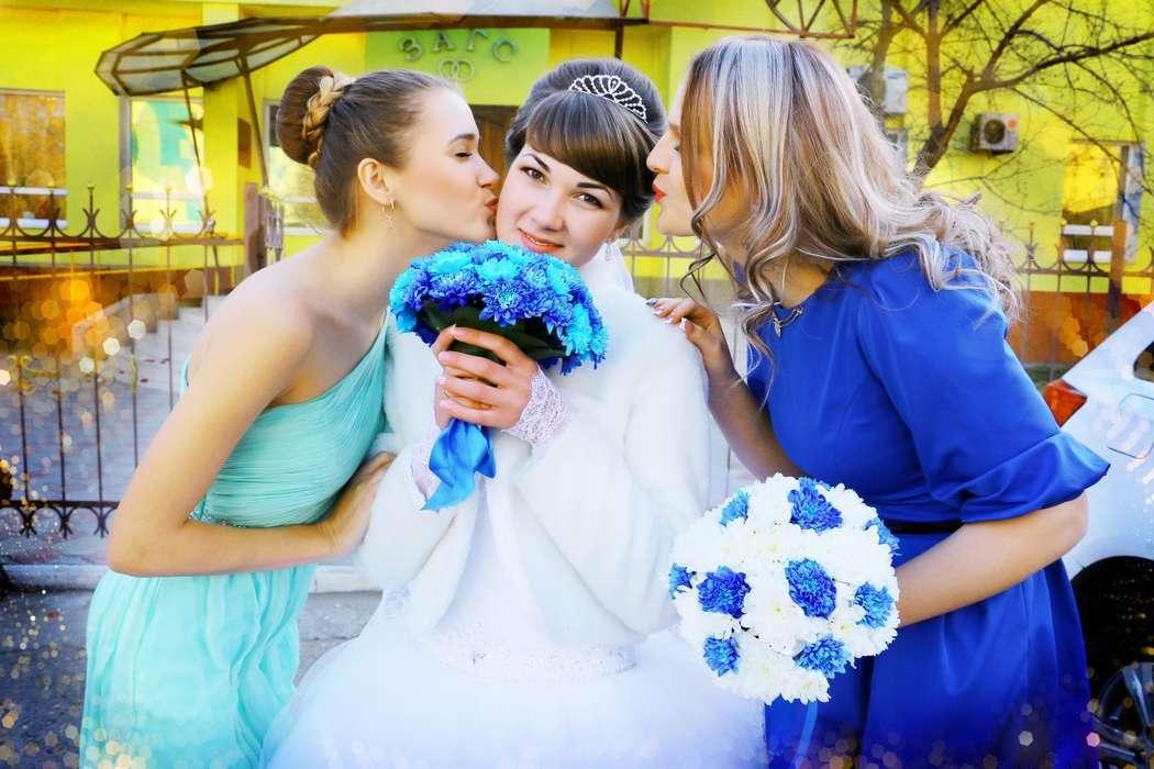Фото 13458520 в коллекции Свадебные фотки - Видео и фотосъёмка - Александр Пугачев