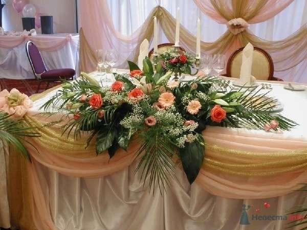 """Фото 34523 в коллекции Свадебная флористика - Свадебное агентство """"Пятая Авеню"""""""
