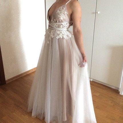 Пошив легкого платья
