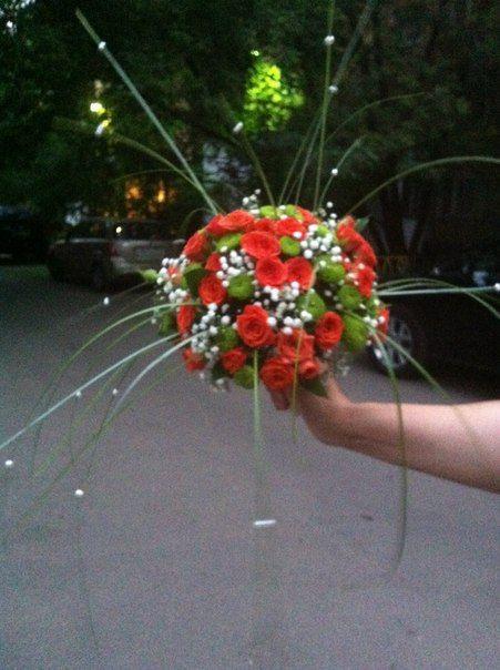 Фото 508741 в коллекции Свадебные букеты - Свадебный стилист-визажист