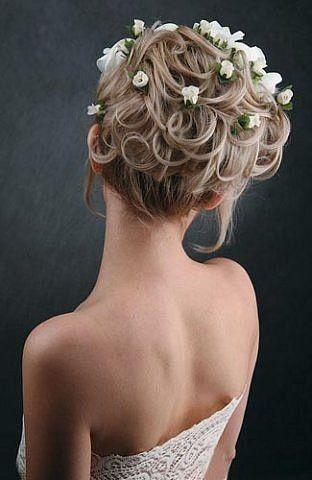 Фото 508746 в коллекции Свадебный прически - Свадебный стилист-визажист