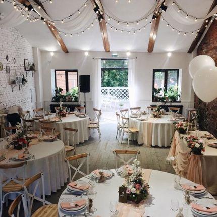 Аренда Лофта для свадебного торжества
