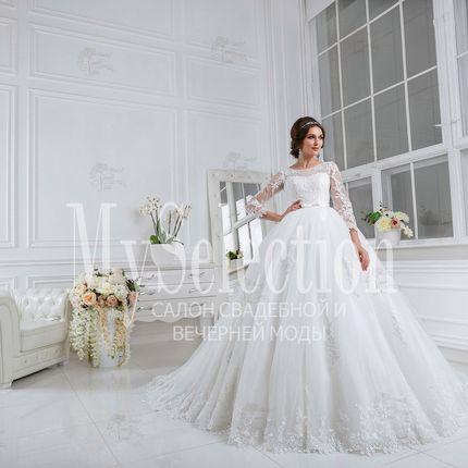 Свадебное платье арт. MS-48