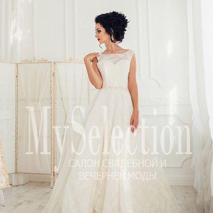 Свадебное платье арт. MS-60