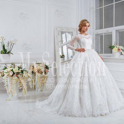 Свадебное платье арт. MS-39