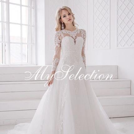 Свадебное платье, модель MS-41