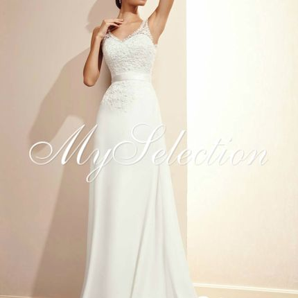 Свадебное платье, модель 1067