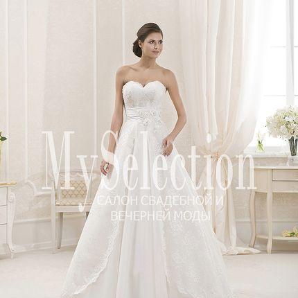Свадебное платье, модель 0064