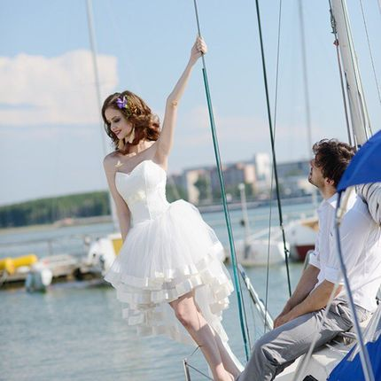 Свадебное платье Родослава