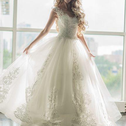 Свадебное платье, модель MS-89