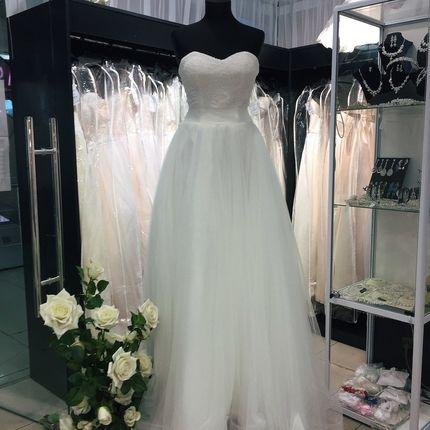 Свадебное платье, модель MS-84