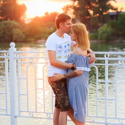 "Фотосессия Love Story - пакет ""Комфорт"", 1 час"