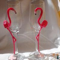 Прекрасные фламинго- всего за 400 руб пара.