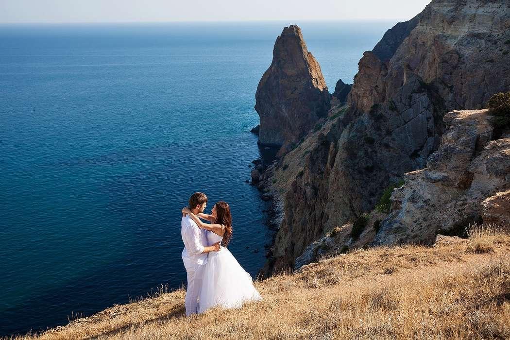 Фото 13674864 в коллекции Свадебная фотосессия в Крыму - Фотограф Наталия Романова