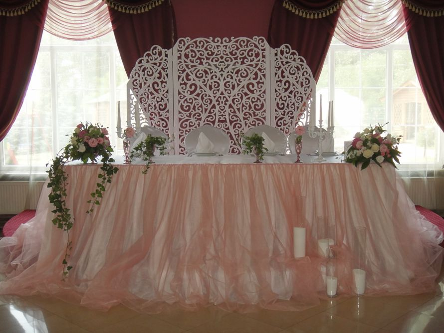 Фото 15229840 в коллекции Свадьба в розовых тонах - Студия флористики и декора Eventkyivua