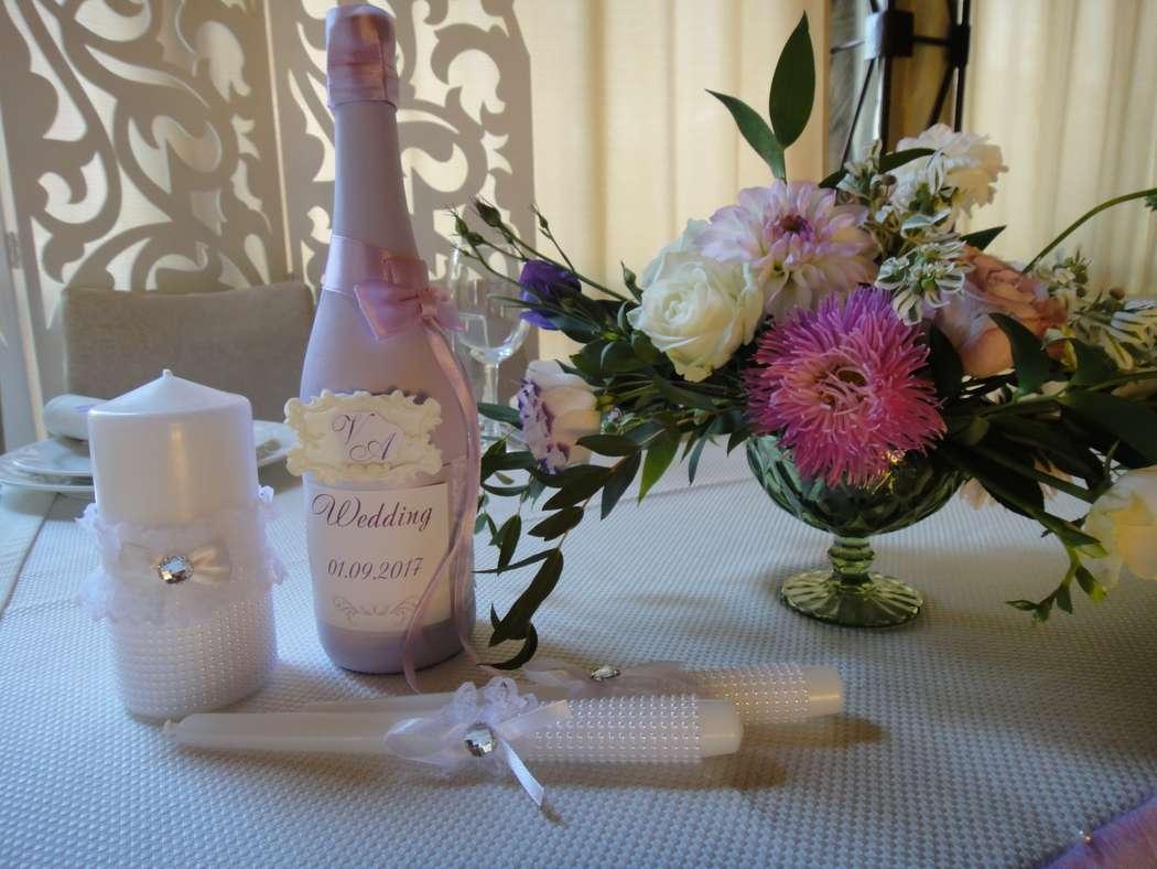 Фото 15683134 в коллекции Свадьба в сиренево-фиолетовом цвете - Студия флористики и декора Eventkyivua