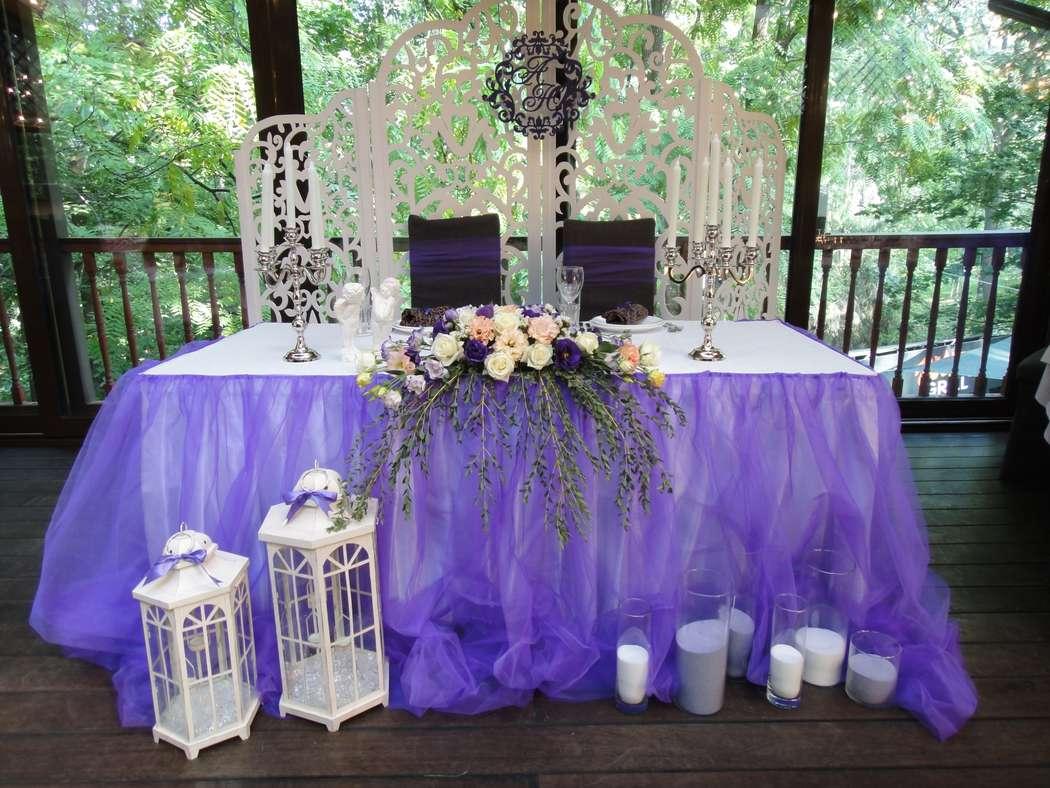 Фото 15683146 в коллекции Свадьба в сиренево-фиолетовом цвете - Студия флористики и декора Eventkyivua