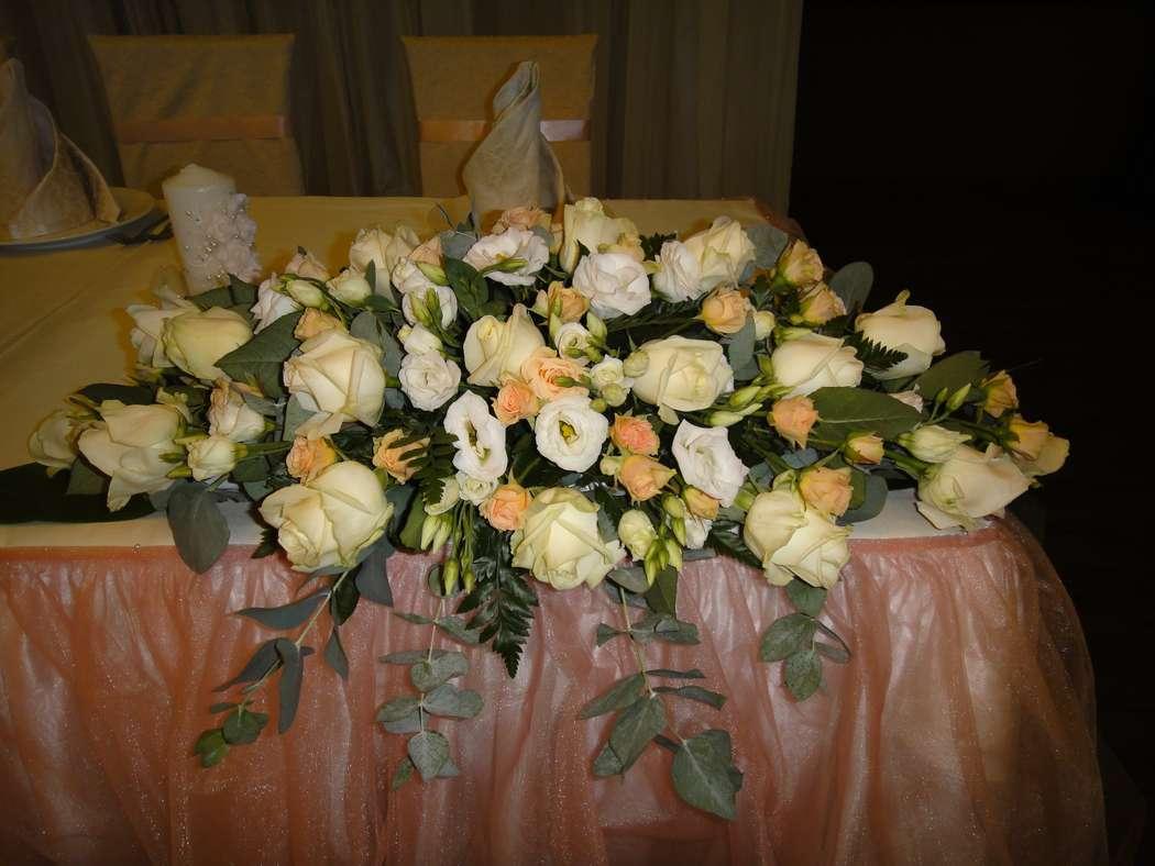 Фото 16688370 в коллекции Свадьба в розовых тонах - Студия флористики и декора Eventkyivua