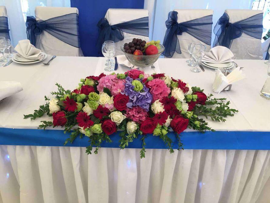Фото 16688374 в коллекции Свадьба в нежно голубых тонах - Студия флористики и декора Eventkyivua