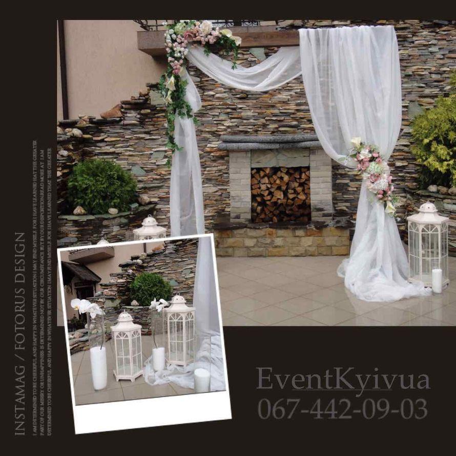 Фото 16705794 в коллекции Выездные церемонии и фотозоны - Студия флористики и декора Eventkyivua