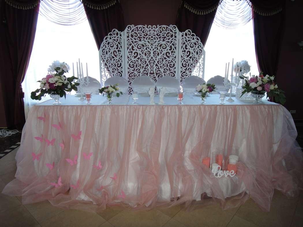 Фото 17588552 в коллекции Свадьба в розовых тонах - Студия флористики и декора Eventkyivua
