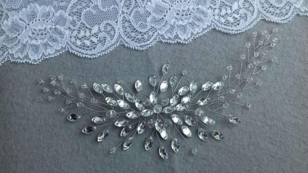 """Фото 13726252 в коллекции Свадебные украшения для волос - Мастерская украшений для волос """"Алсу"""""""