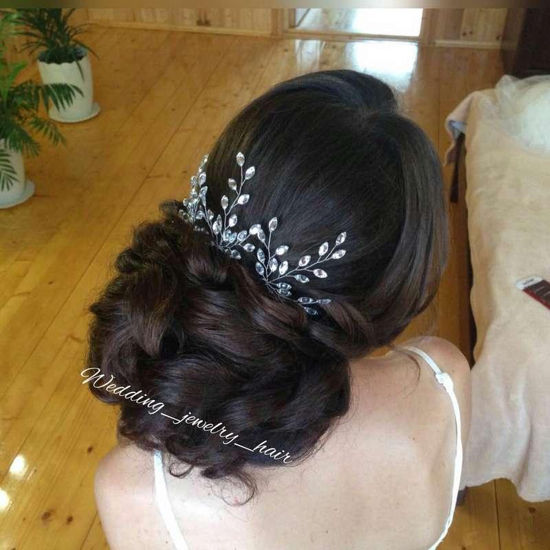 """Фото 13726270 в коллекции Свадебные украшения для волос - Мастерская украшений для волос """"Алсу"""""""