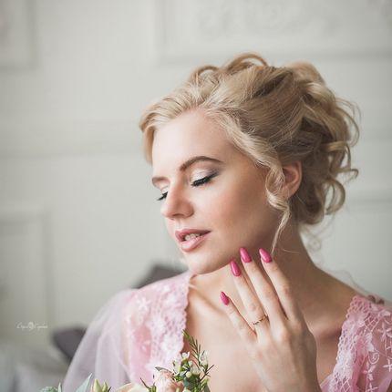 """Студийная фотосъёмка - пакет """"Утро невесты"""""""