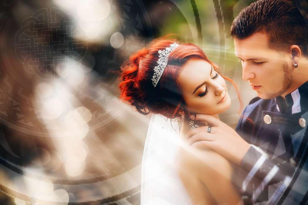 Фото 13766114 в коллекции Свадебная фотосессия Кирилла и Марины высоко в горах - Фотограф Валерия Вартанова