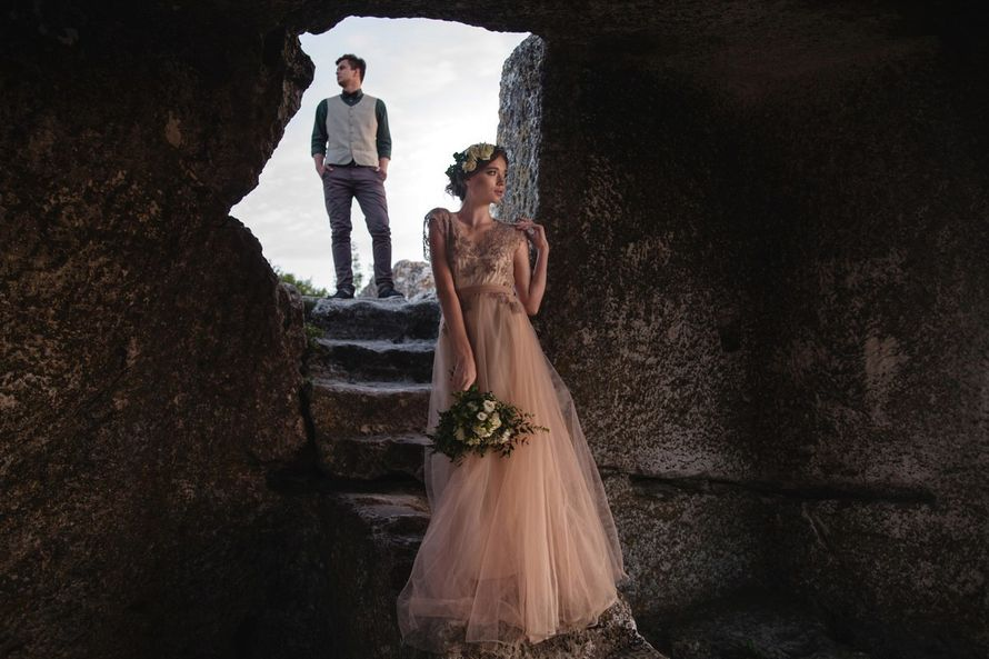 Фото 13775530 в коллекции Dream... Кристина и Илья - Фотограф Марина Серых