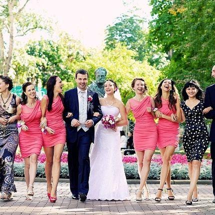 Проведение свадьбы, 4 часа (от 30 человек)