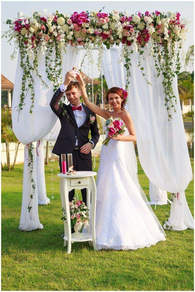 Фото 15171842 в коллекции Свадьба на вилле: Маргарита и Максим - Свадебная студия Exotic Thai