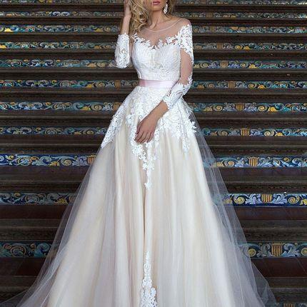 Свадебное платье Мирэй