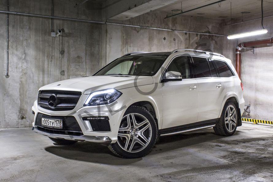 Mercedes GL New в аренду